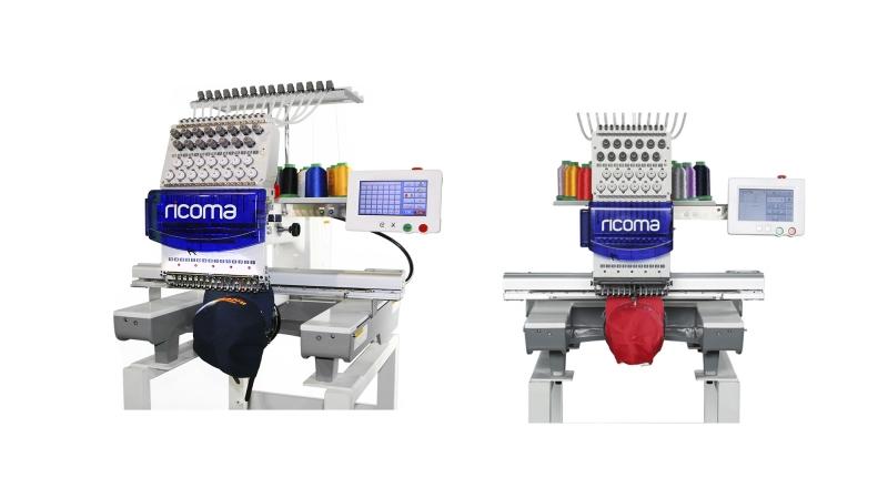 Вышивальные машины Ricoma Tajima  -вышивай и зарабатывай