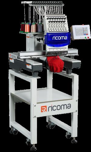 Вышивальные машины промышленные ricoma по доступной цене