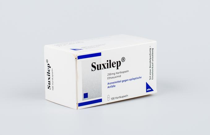 купить Суксилеп 250 мг в Москве без рецепта