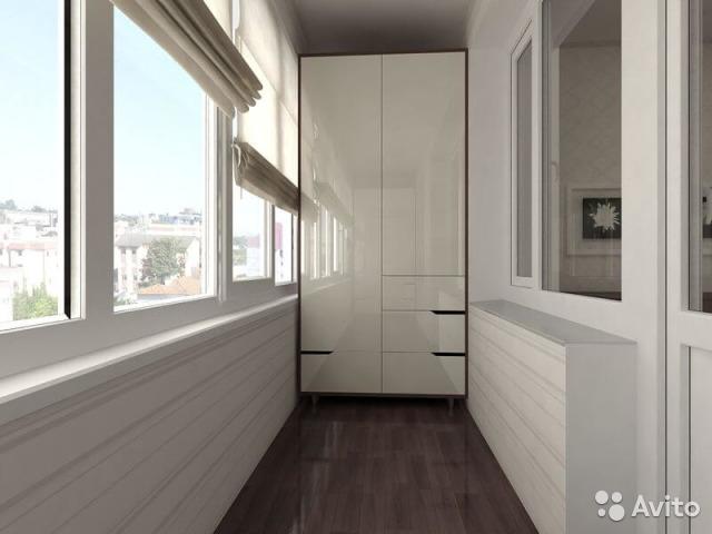 Утепление балконов,Отделка лоджий,балконов
