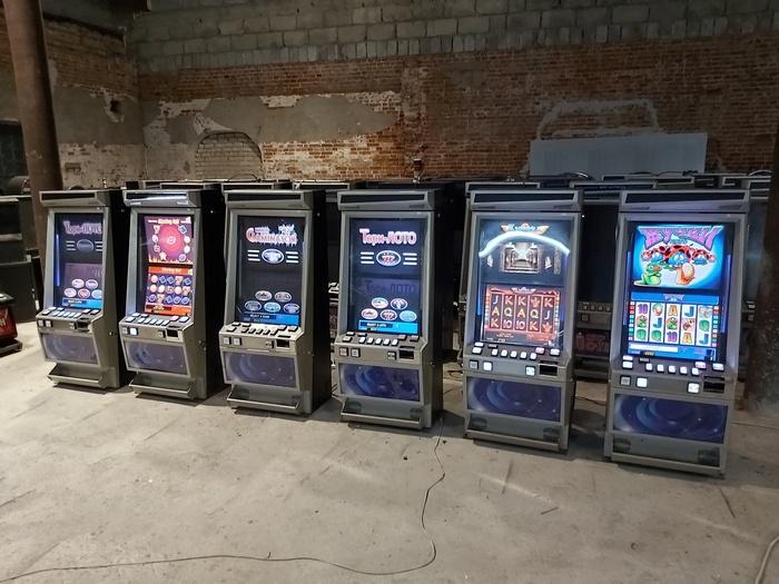 Продам игровые автоматы Гаминатор,Новоматик и т.д
