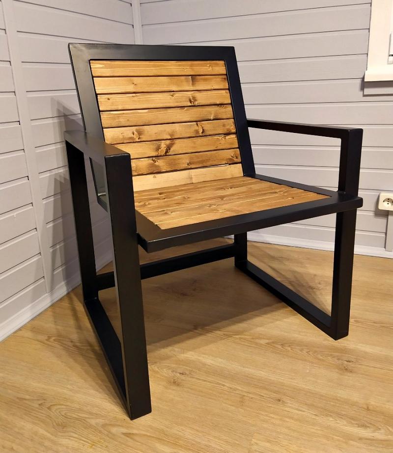 Мебель на металлокаркасе