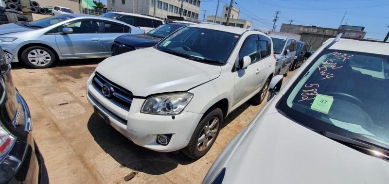 Toyota RAV4 2008 в разбор