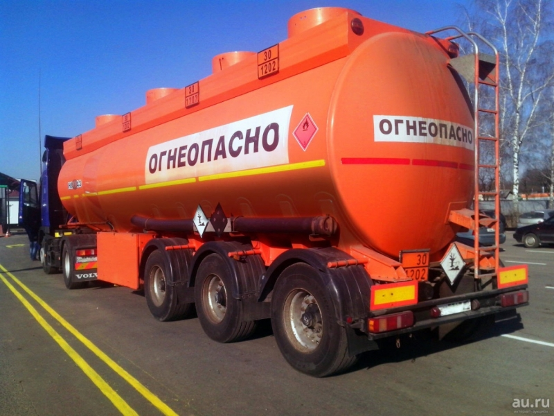 1DDT - доставка дизельного топлива