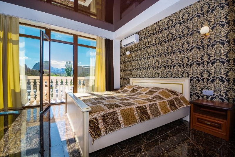 Отель Судак-Делюкс комфортный отдых в Крыму