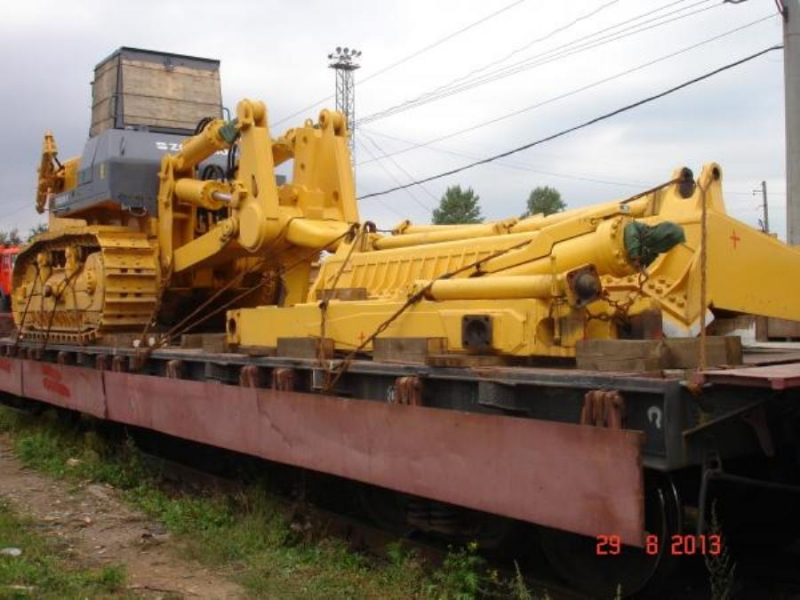 ЖД перевозка спецтехники с любой станции РФ