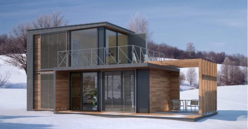 Модульные дома и бани заводской готовности по доступным ценам