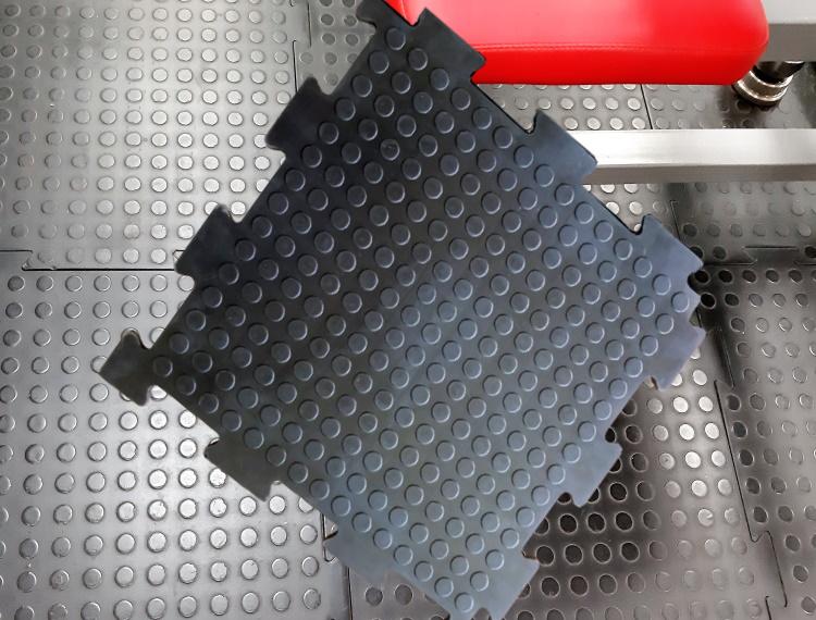Резиновая плитка РезиПлит Double rubber