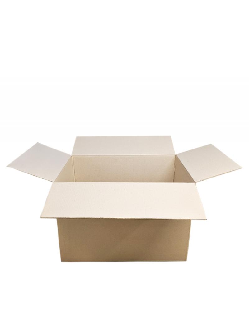 Картонная коробка гофрированная